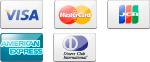 クレジットカード決済イメージ